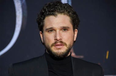 """This April 3, 2019 file photo shows Kit Harington at HBO's """"Game of Thrones"""" final season premiere in New York. (Photo by Evan Agostini/Invision/AP, File)"""