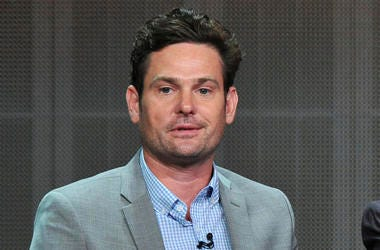 This Aug. 4, 2013 file photo shows actor Henry Thomas at the Disney/ABC Television Group's 2013 Summer TCA panel in Beverly Hills, California. (Photo by Vince Bucci/Invision/AP, File)