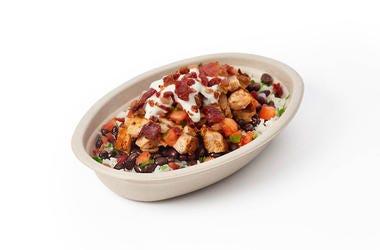 Chipotle Bacon Bowl
