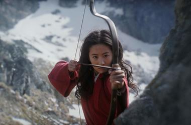 Yifei Liu as 'Mulan' (Photo credit: Walt Disney Studios)