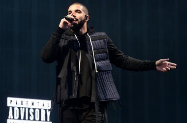 File photo dated 03/07/15 of Drake, who has spent a near $1 million budget for his God's Plan music video to individuals and organisations across Miami.