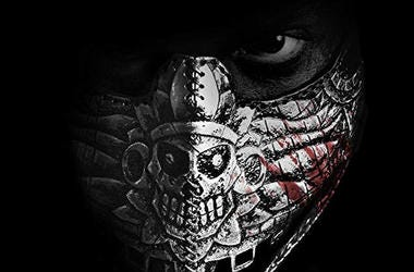 """El Chicano"" poster (Photo credit: War Party Productions)"