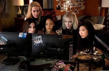Cast of 'Ocean's 8'