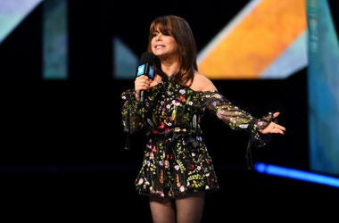 Paula Abdul (Photo credit: © Press Association/Sipa USA)