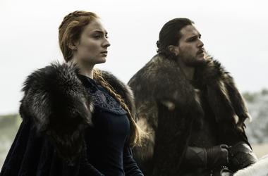 Sansa Stark, Jon Snow