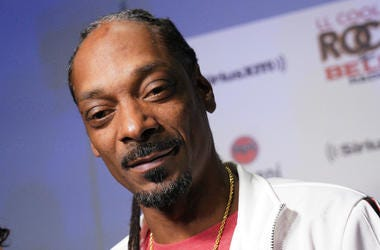 """Snoop Dogg at LL COOL J - SiriusXM """"Rock the Bells Radio"""" Channel Launch Event held at the World on Wheels on March 28, 2018 in Los Angeles, CA, USA"""
