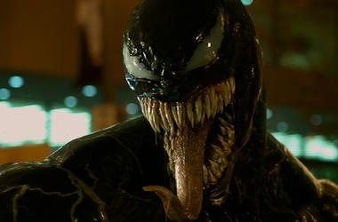Sony Pictures and Marvel Comics' 'Venom' (Photo credit: Sony Pictures)