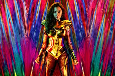 Wonder Woman 1984 Poster (Photo credit: Warner Bros. Pictures)