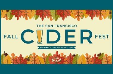 The San Francisco Fall Cider Festival
