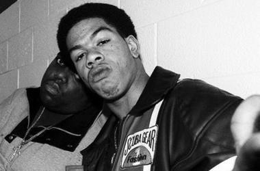 Craig Mack and Notorious B.I.G.