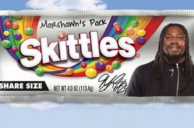 Marshawn's Skittles