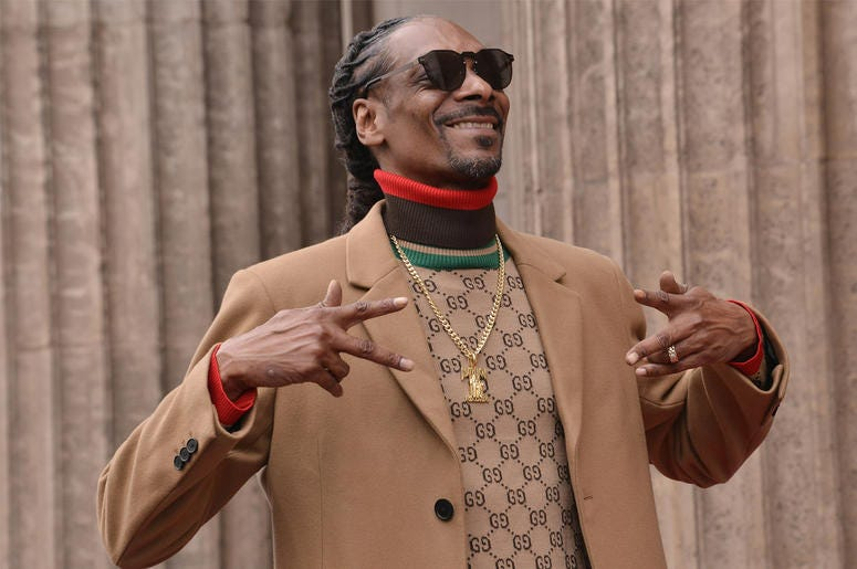 Snoop Dogg Honored With Star On The Hollywood Walk Of Fame Ceremony held in front of the Jimmy Kimmel Live in Hollywood, CA on Monday, November 19, 2018. (Photo By Sthanlee B. Mirador/Sipa USA)