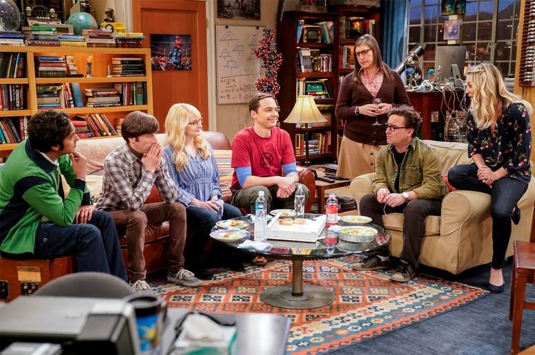 The Cast of 'Big Bang Theory' (Photo credit: CBS)