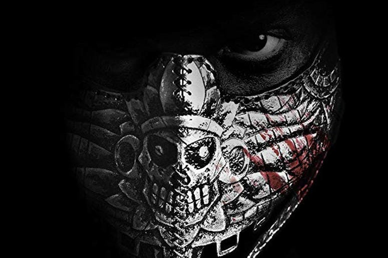 """""""El Chicano"""" poster (Photo credit: War Party Productions)"""
