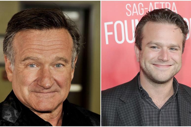 Robin Williams, Zak Williams