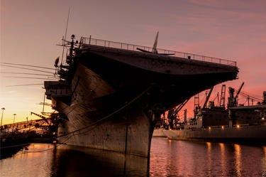 The USS Hornet