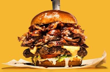 Chili's The Boss Burger