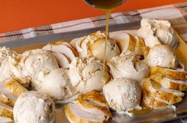 Salted Caramel Thanksgiving Turkey