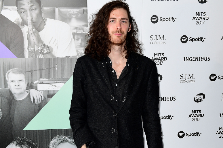 Hozier attending the Music Industry Trusts Award