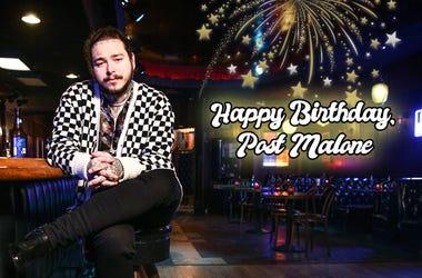 Post Malone birthday