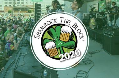 shamrock the block