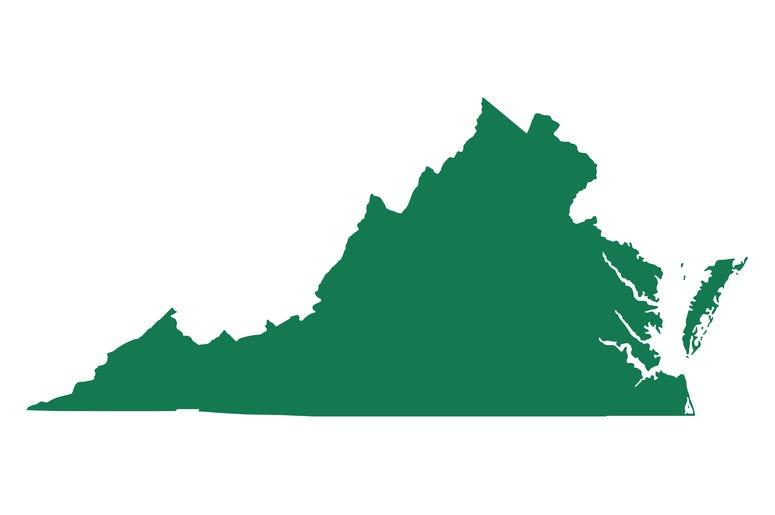 green Virginia