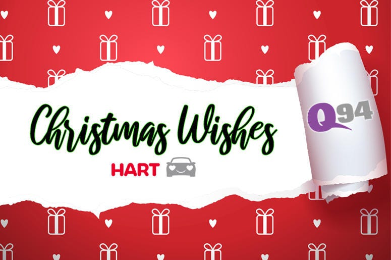 Christmas Wishes Hart Nissan