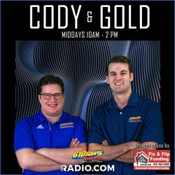 Cody and Gold