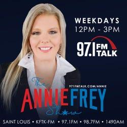 Annie Frey Show Podcast Logo