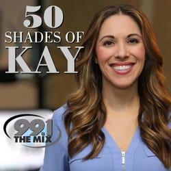 50 Shades of Kay Podcast Logo