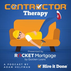 Contractor Therapy Sponsored Logo