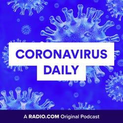Corona Virus Daily Podcast Logo