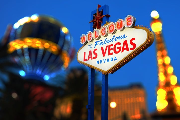 Las Vegas Is Changing Their Famous Slogan