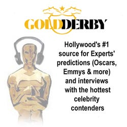 Gold Derby Podcast Logo