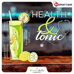 Health & Tonic  Podcast Logo