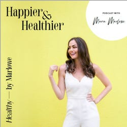 Happier & Healthier Podcast Logo