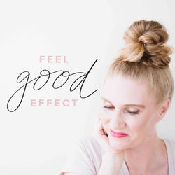 Feel Good Effect Podcast Logo