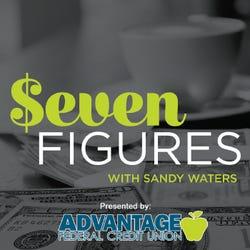 Seven Figures Podcast Logo