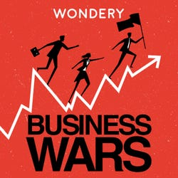 Business Wars Podcast Logo