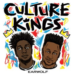 Culture Kings Podcast Logo