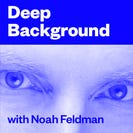 Deep Background Podcast Logo