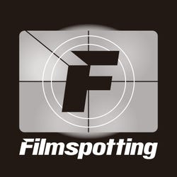 Filmspotting Podcast logo