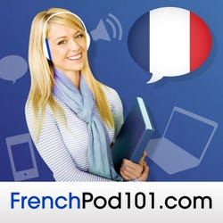 Learn French  FrenchPod101.com