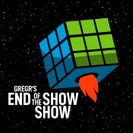 Gregr's End of the Show Show Podcast Logo