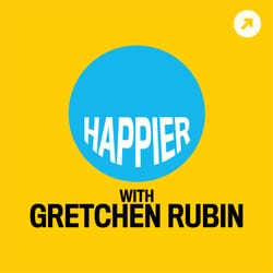 Happier With Gretchen Rubin Podcast Logo