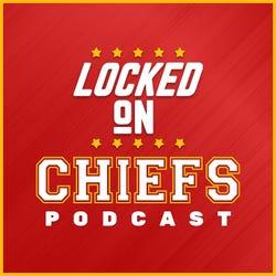 Locked on Chiefs Podcast Logo