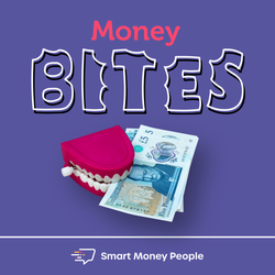 Money Bites podcat logo