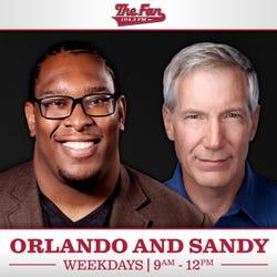 Orlando & Sandy