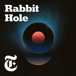 Rabbit Hole Podcast Logo