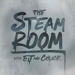Steam Room podcast logo